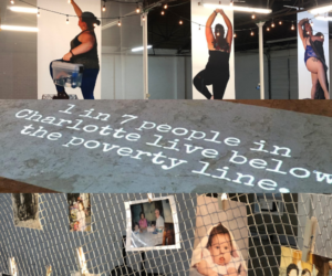 """Bree Stallings' """"Where I'm From"""" Solo Exhibition Wins 2019 """"Best Art Show"""" Best Of Charlotte Award"""